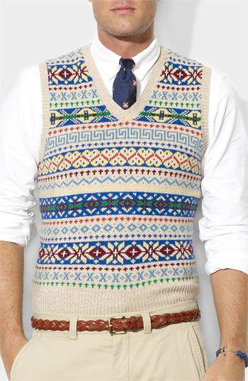 7e4366139 Polo Ralph Lauren Cashmere Blend Classic Fit Vest