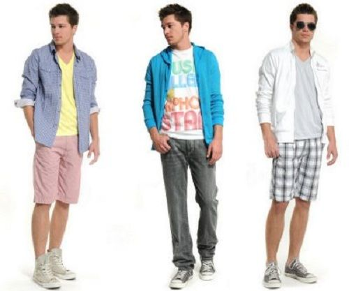 Casual Clothing Styles For Men Photo Album - Get Your Fashion Style