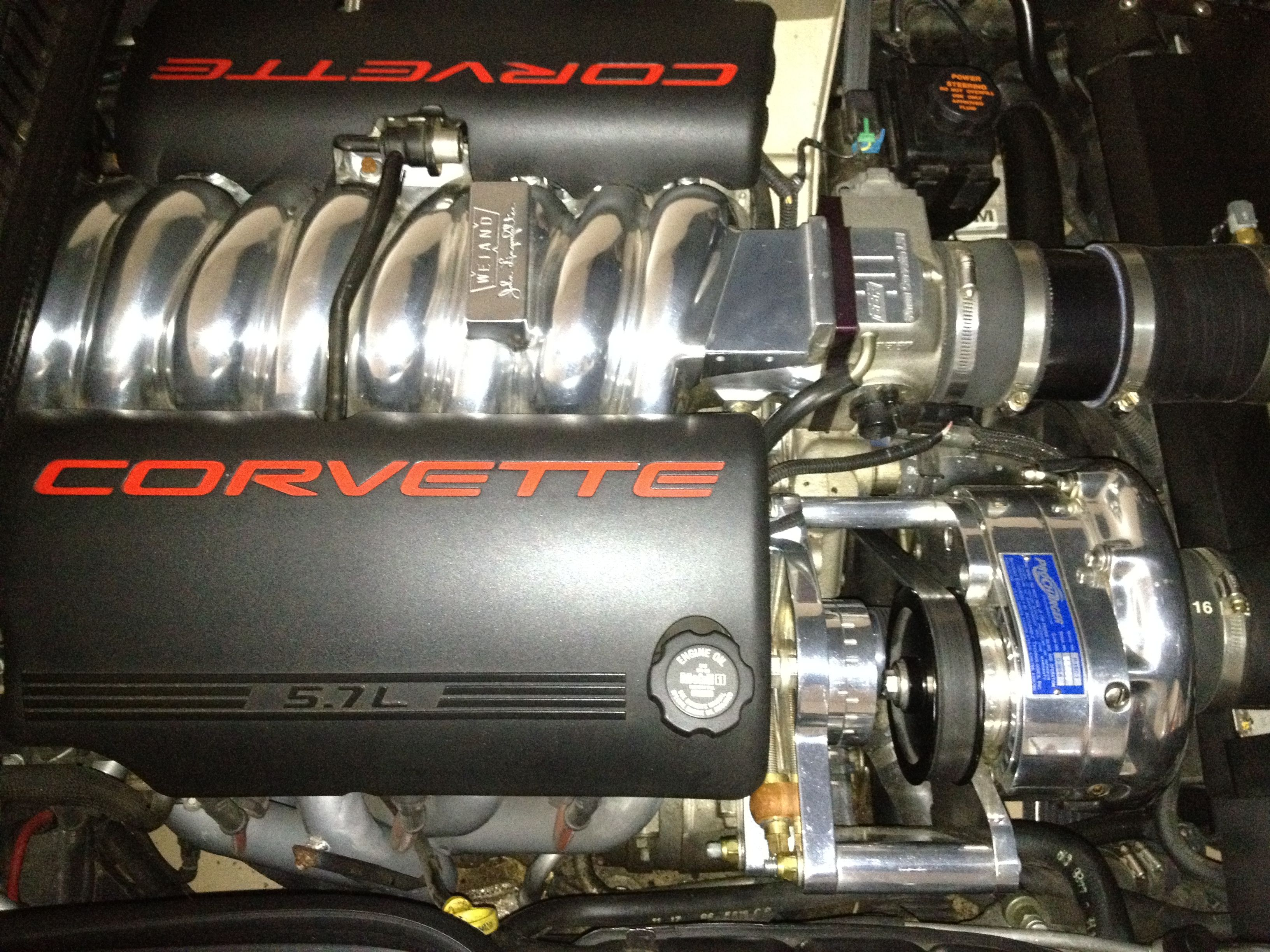 Supercharged Ls1 By Quarter Mile Muscle Inc   Quartermilemuscle Com  With Images