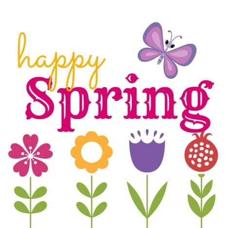 Happy First Day Of Spring Quotes Wallpapers Happy Spring Day Happy Spring Spring Quotes