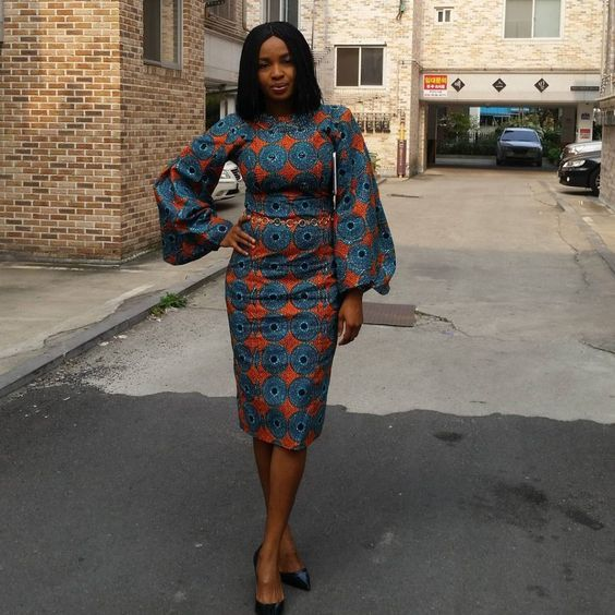 African Office Wear Style 2019 Stylish And Elegant African
