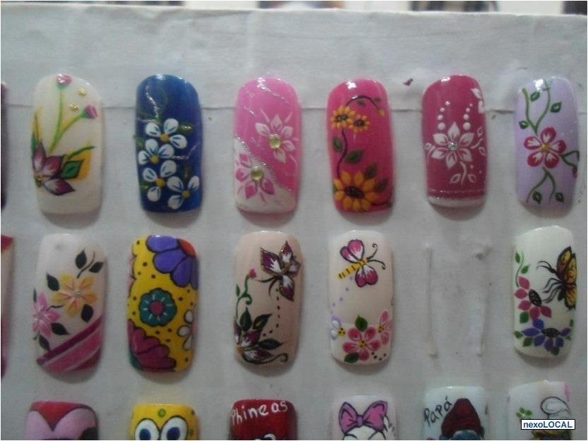 diceños de uñas   diceños de uñas   Pinterest   Manicuras, Arte uñas ...