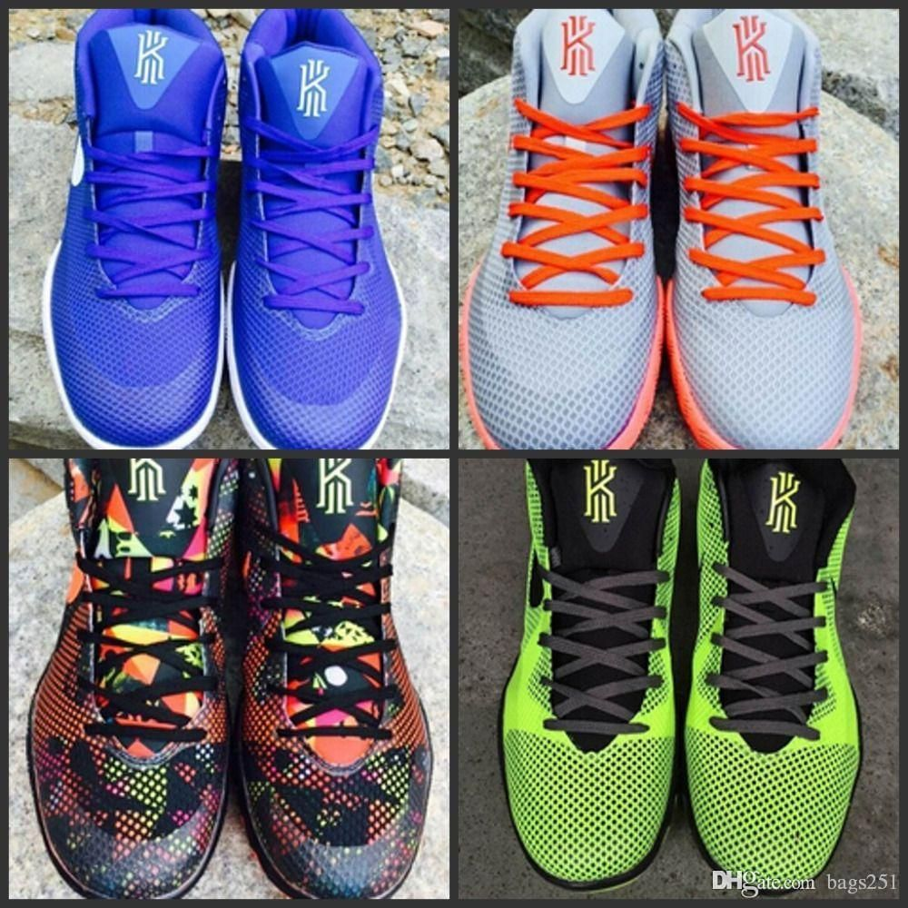 New arrival hot sale Hot Kyrie Irving 1 Low Basketball Shoes Mens Dream  Sports\u2026