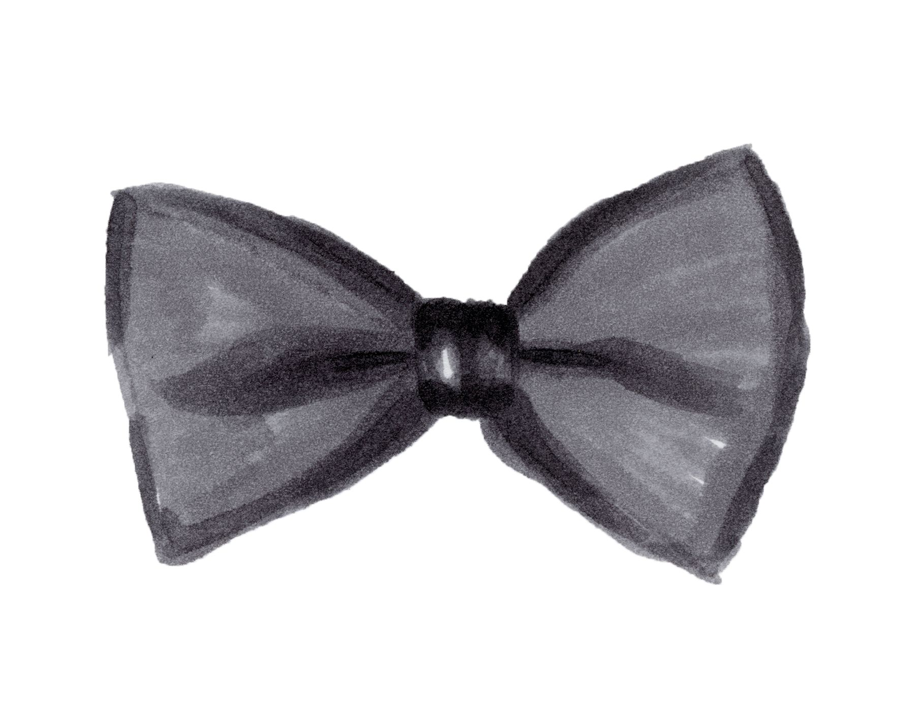 Black Ribbon Bow Tie Black Tie Necktie Shirt Formal Wear Black Tie Transparent Background Png Clipart Black Ribbon Black White Parties Ribbon Png