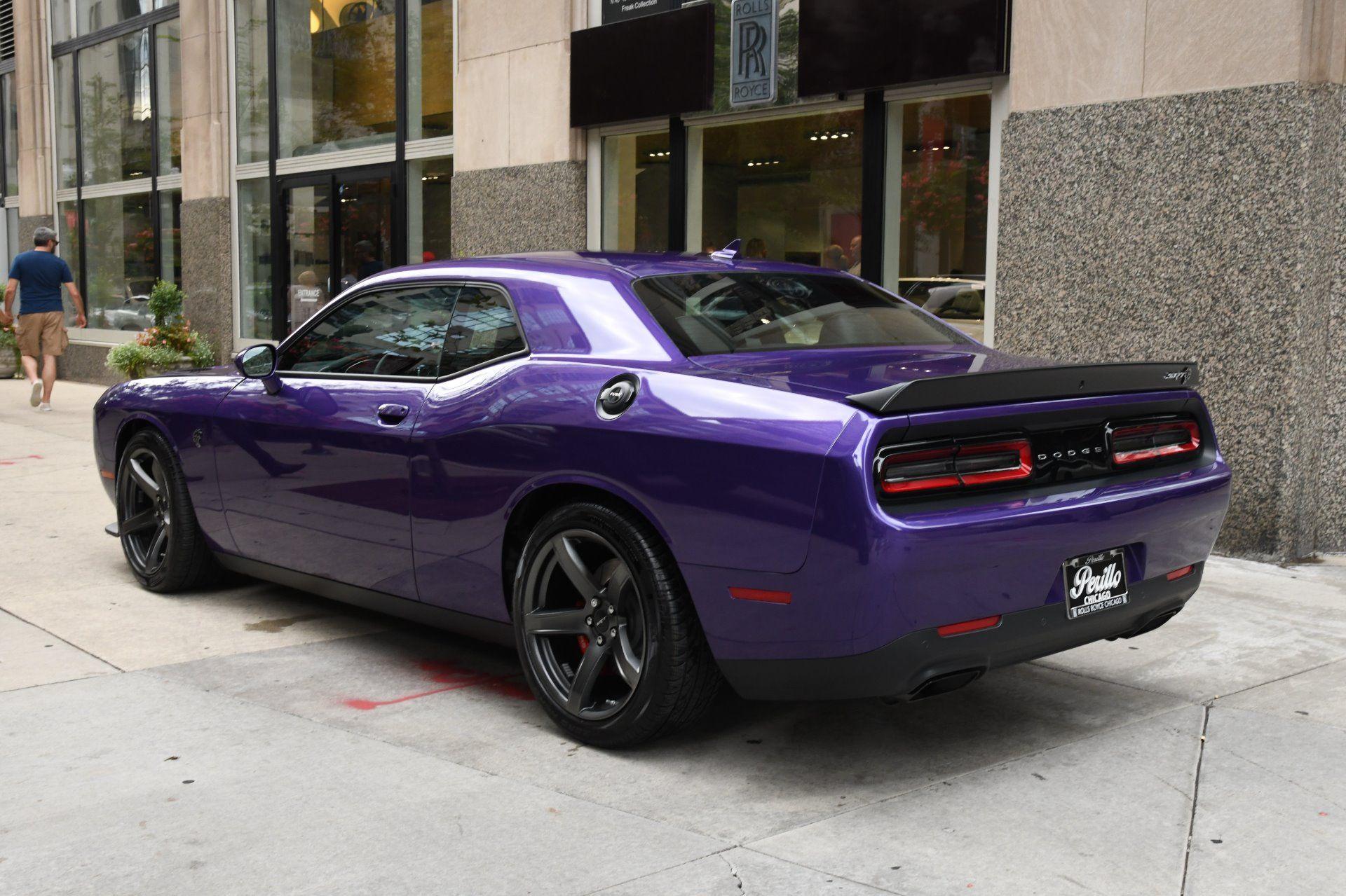 Used 2018 Dodge Challenger Srt Hellcat For Sale 64 880 Dodge