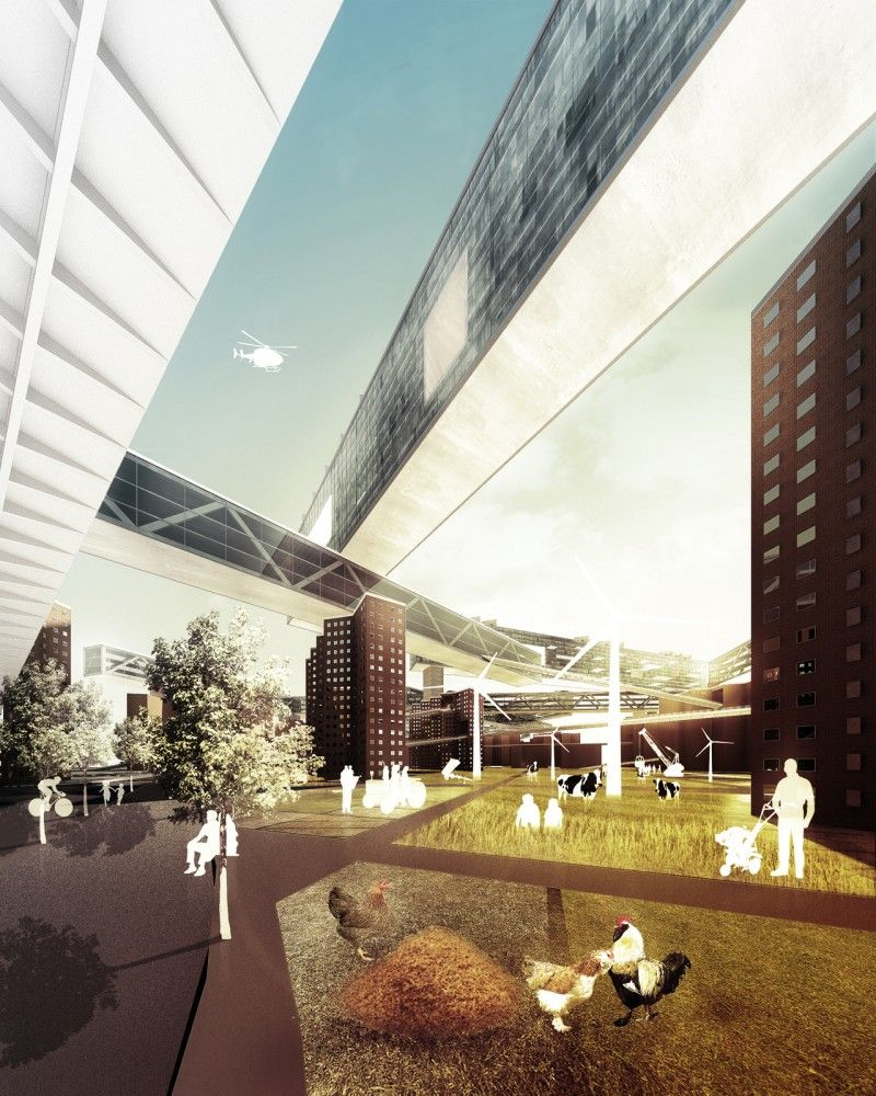 Gallery Of 'TENACITY' Architectural Research Proposal