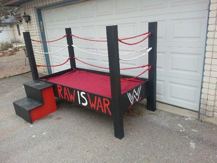 Wrestling Bed With Images Wrestling Ring Bed Beds For Sale