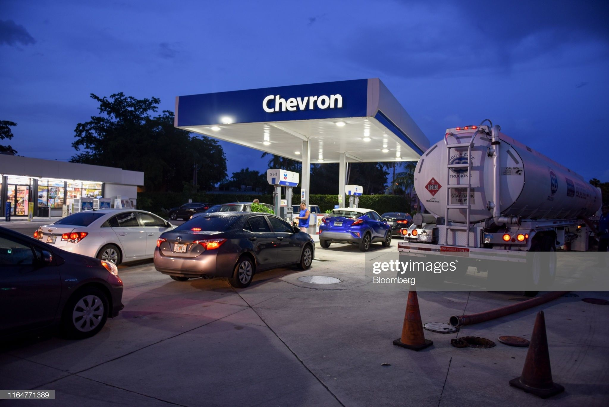 Imagen de Juda Ren en A Tribute to Chevron Gas Stations