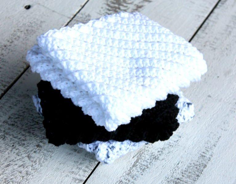 Pin de Kelli Juneau en Crochet washcloths | Pinterest | Mantel