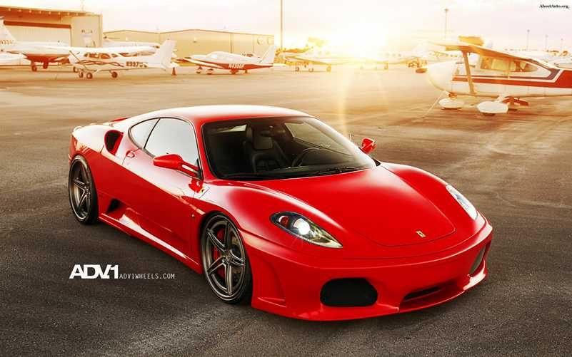 Ferrari F430. You can download this image in resolution 2560x1600 having visited our website. Вы можете скачать данное изображение в разрешении 2560x1600 c нашего сайта.