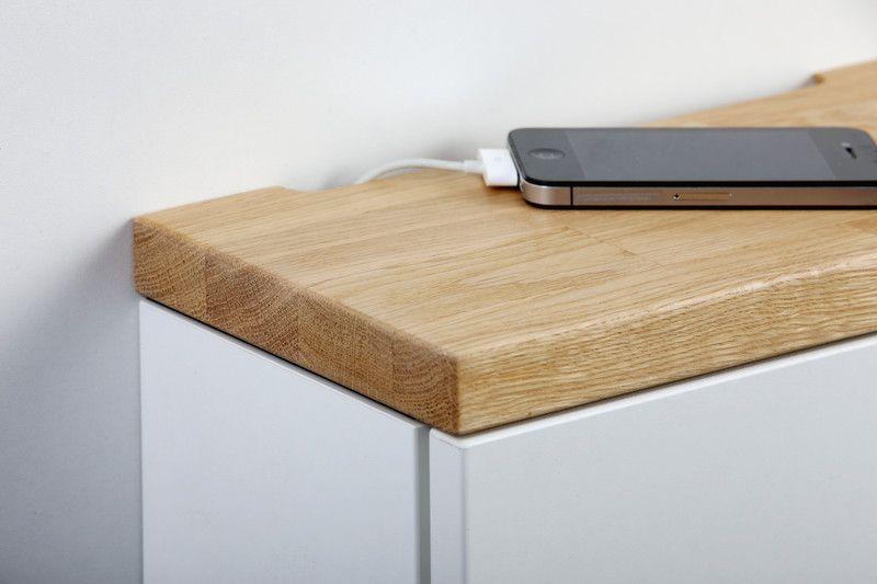 Telefonschrank Tiny Sideboard 3 Diy wood and Woods - küchen hängeschränke ikea