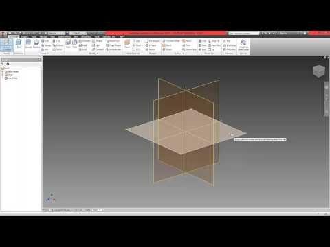 autodesk inventor beginner tutorial part 1 modeling tire rh pinterest co uk Autodesk Inventor Assembly Autodesk Inventor Tutorial PDF