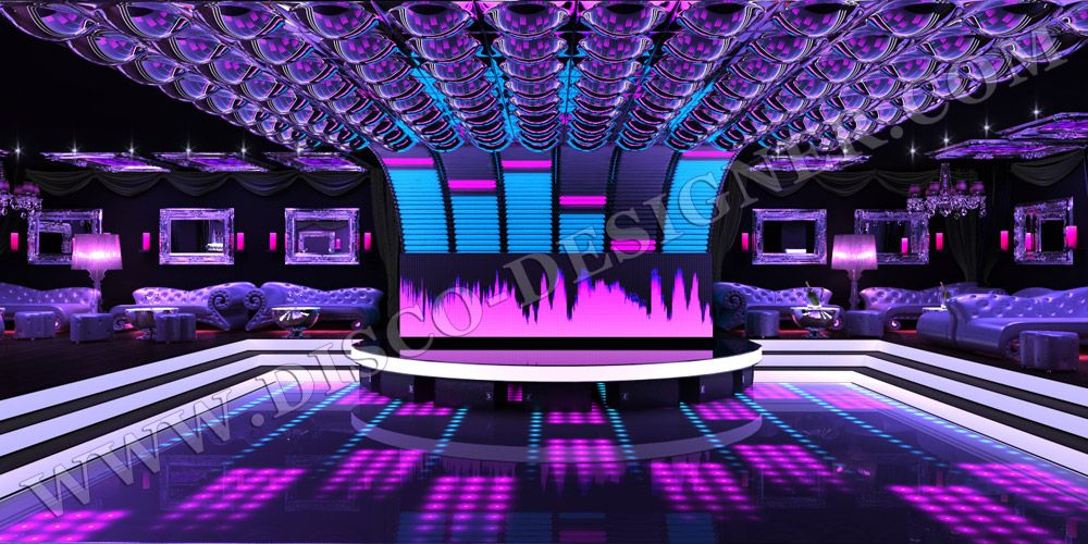 Night Club Interior Design Google Search With Images