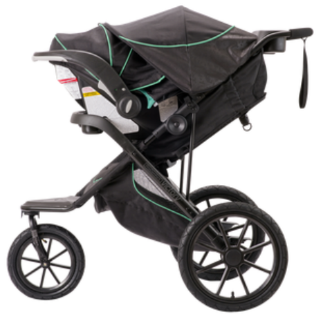 The Evenflo victory jogging stroller is an affordable