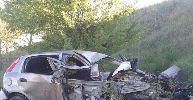 Bu araç aileden 3 kişiye mezar oldu