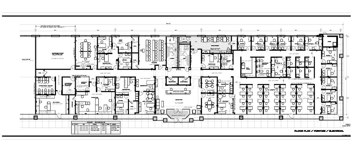 Proposed Interior Real Estate Office Office Layout Office Interior Design Office Layout Plan