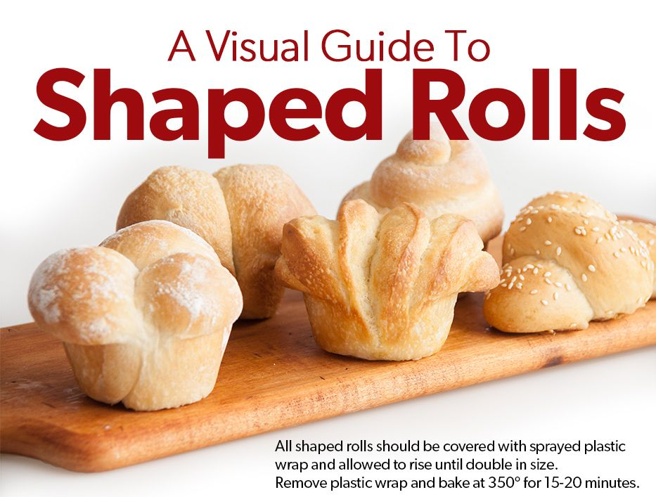 For Your Holiday Dinner Shaped Rolls Rhodes Bake N Serv