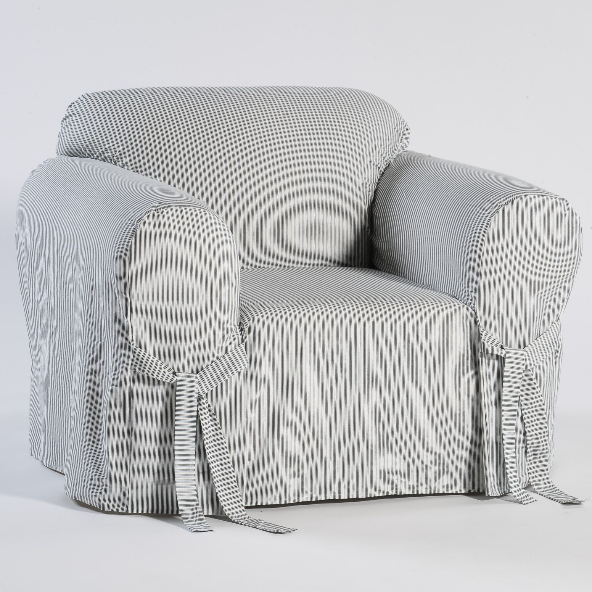 Shop Wayfair For Sofa Slipcovers To Match Every Style And Budget Enjoy Free Shipping On Most Stuff Even B With Images Armchair Slipcover Slipcovers For Chairs Slipcovers