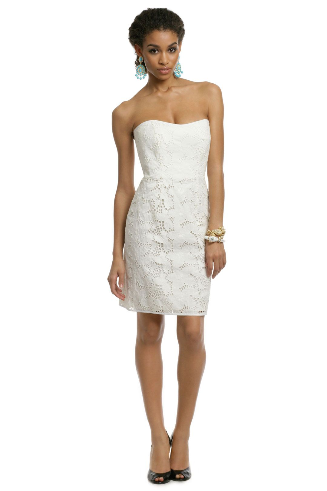 Courthouse wedding dresses under $100  Sweet Morgan Floral Dress  Alberta ferretti Floral and Rehearsal