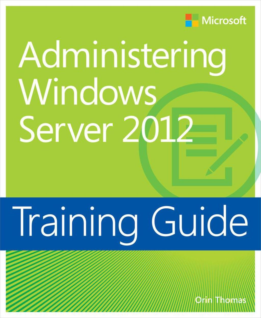 Training Guide Administering Windows Server 2012 (MCSA) (eBook) in