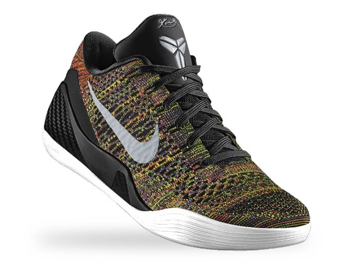 finest selection 3c789 35286 NIKE KOBE 9 ELITE LOW iD