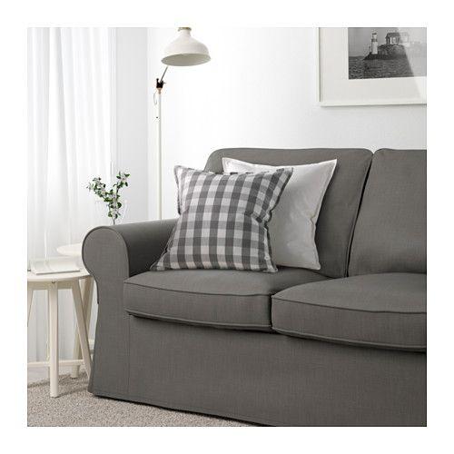 EKTORP Corner Sofa 2+2   Nordvalla Gray   IKEA $999