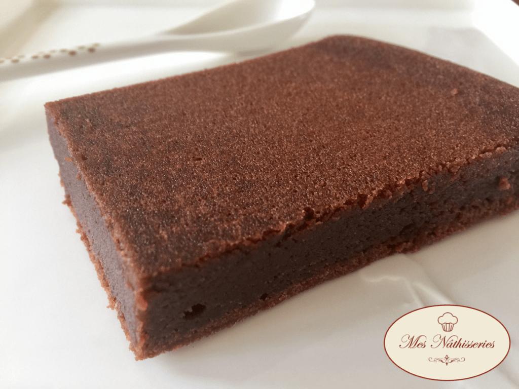 Fondant Creme De Marrons Et Chocolat Fondant Creme De Marron Gateau Creme De Marron Gateau Chocolat Marron