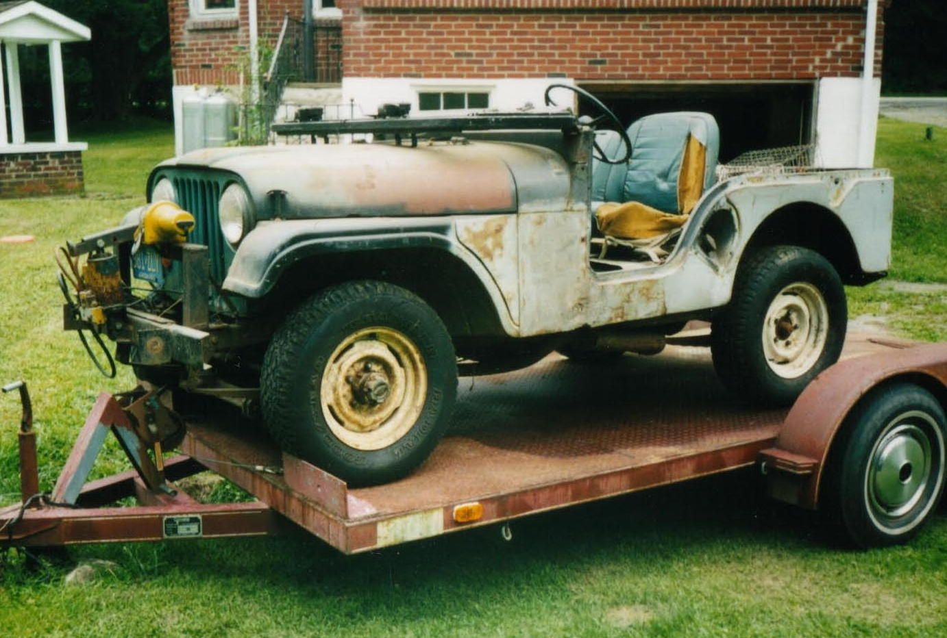 1967 CJ5 | Jeep CJ5 Restoration | Pinterest