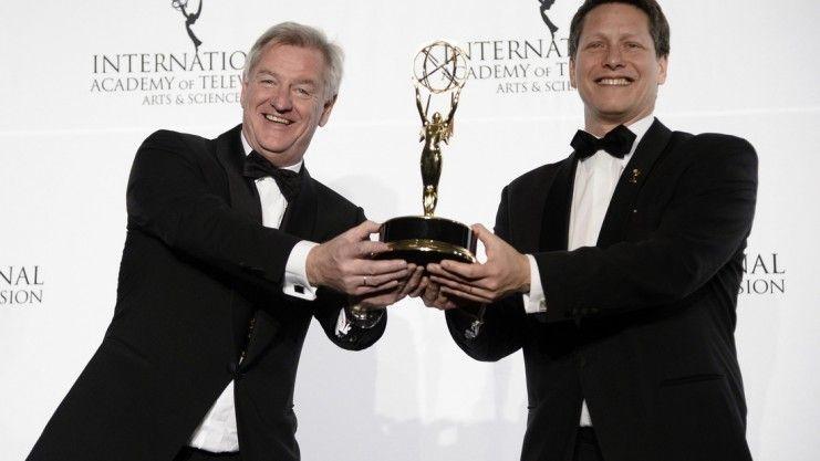 """26. November 2013, USA: Der ZDF-Film """"Das Wunder von Kärnten"""" hat einen International Emmy gewonnen. Mehr dazu auf www.noz.de/artikel/431523"""