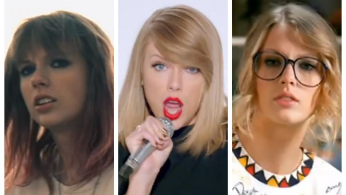 Which Taylor Swift song are you? 'Shake It Off'? 'Welcome To New York'? 'Out Of The Woods'? Take our quiz to find out!