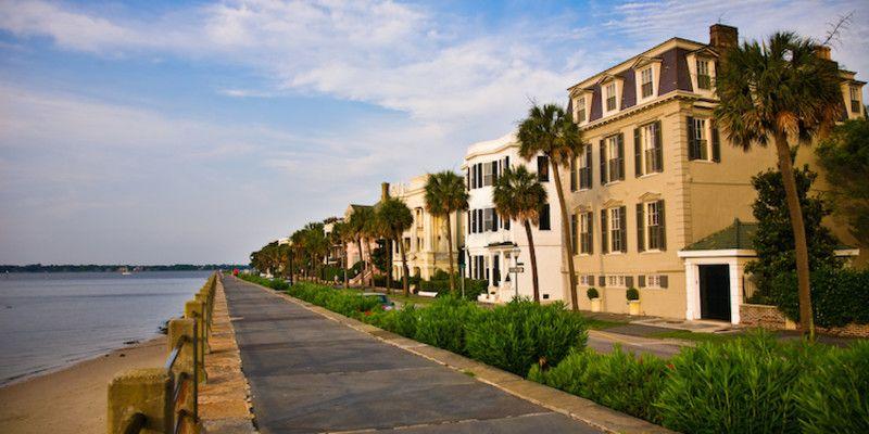 Southern hospitality in Charleston, SC Plantation homes