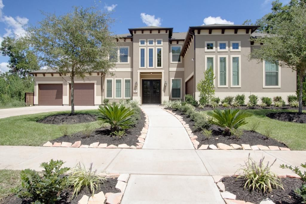 Gorgeous Stucco San Sebastian Plan By Newmark Homes. View