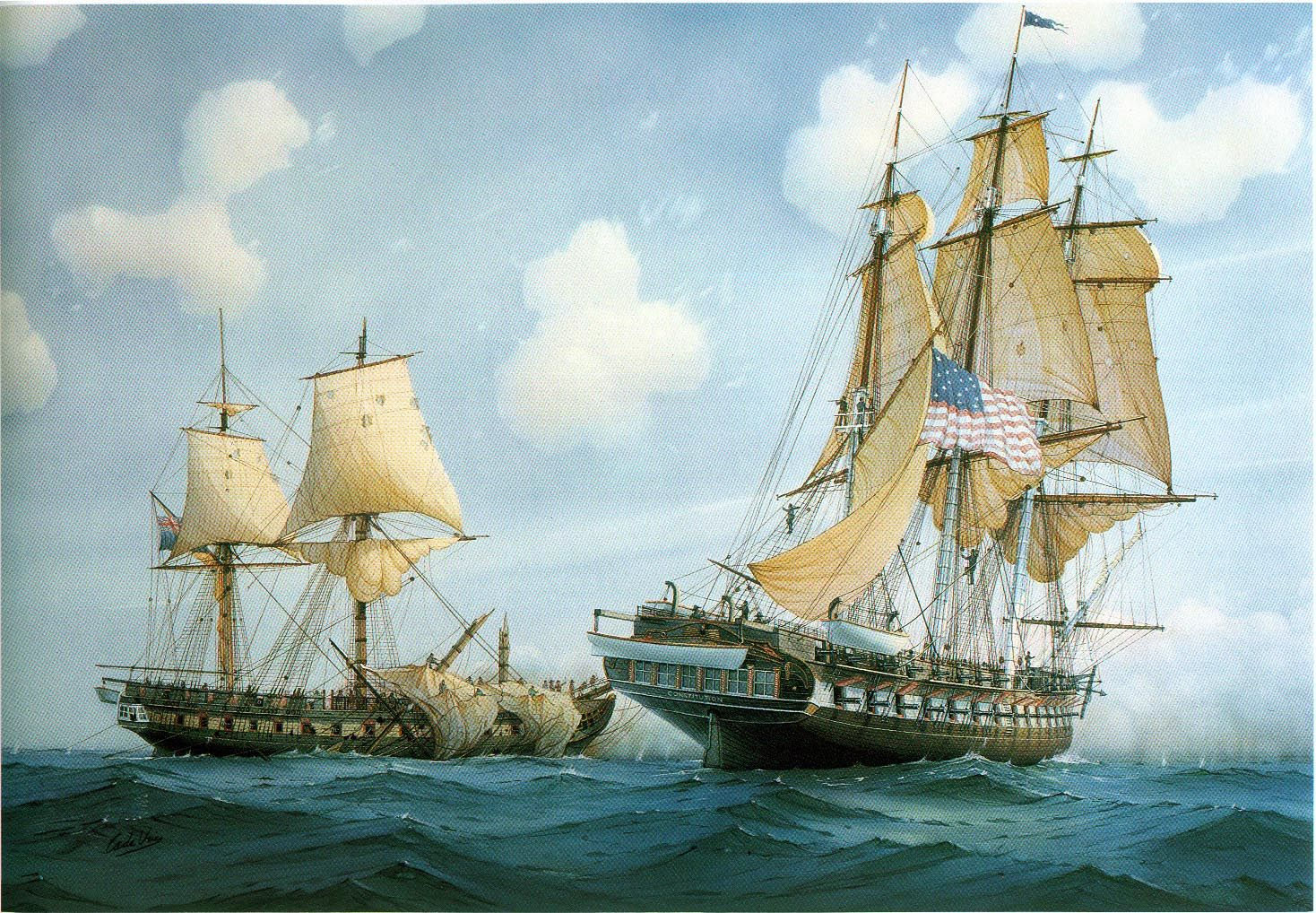 USS Constitution Hero of the War of 1812 History USAUss Constitution 1812