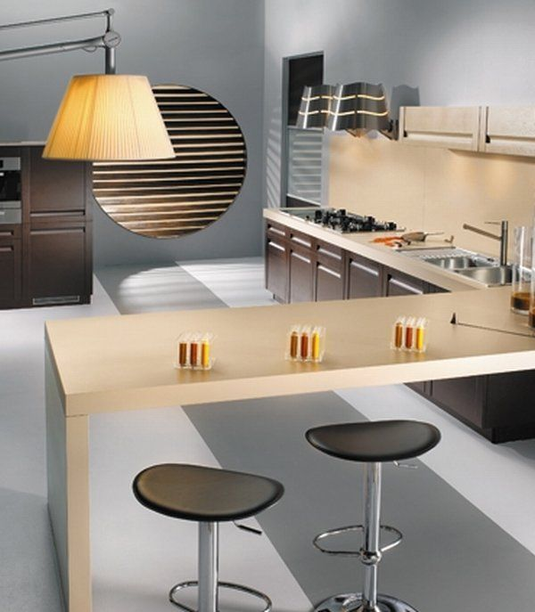 Kitchen Models From Mobalpa Color And Variety Rooms