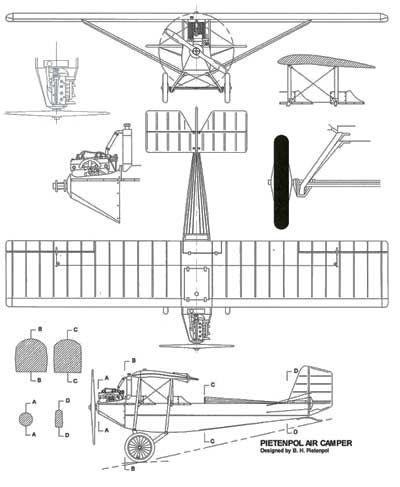 Pietenpol Air Camper - RC Groups | Airplanes | Model