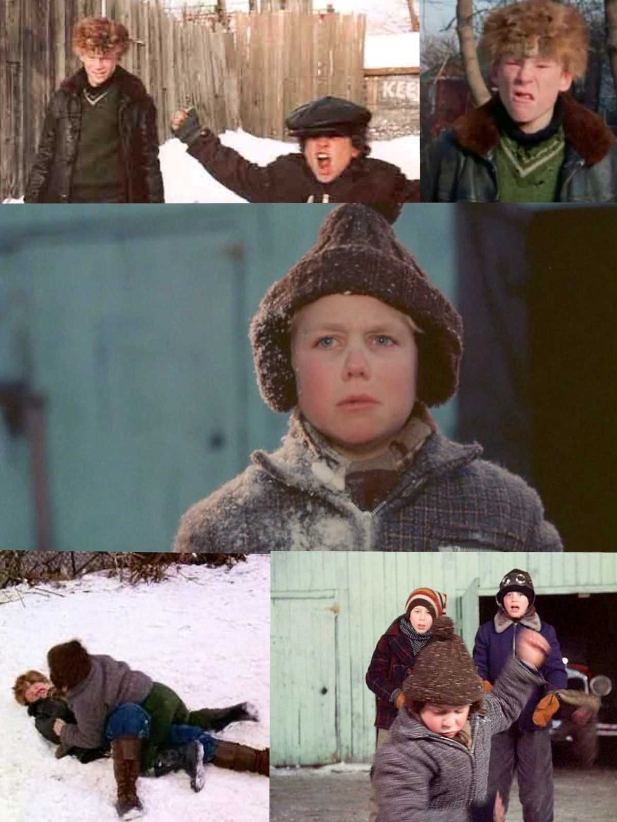 A Christmas Story The fight Christmas Story in 2019