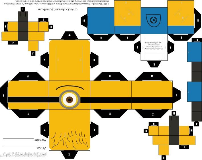 Papercraft  Buscar Con Google      Paper Toys