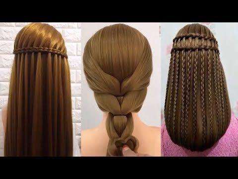 como hacer peinados faciles y bonitos trenzas faciles y bonitas p14 peinado - Peinados De Trenzas Faciles