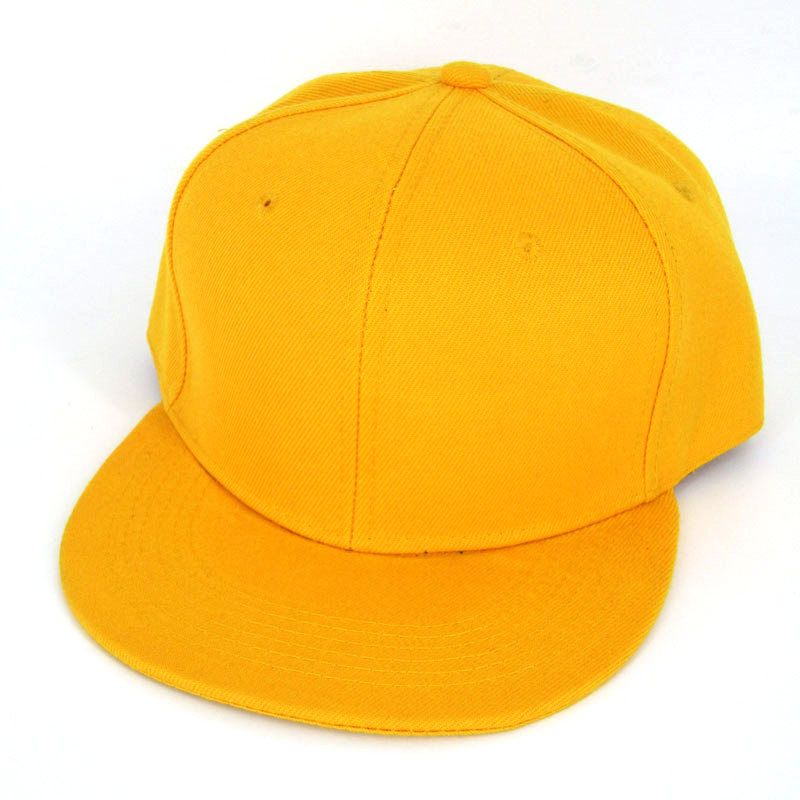 1b7c21276d5aa sale full color gold yellow green custom 6 panel acrylic blank snapback cap  54261 87a8e