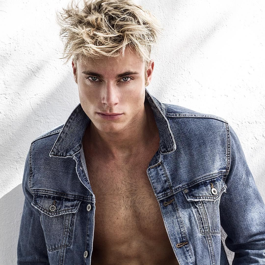 Eric Hagberg Google Search Blonde Hair Blue Eyes Hair Pale