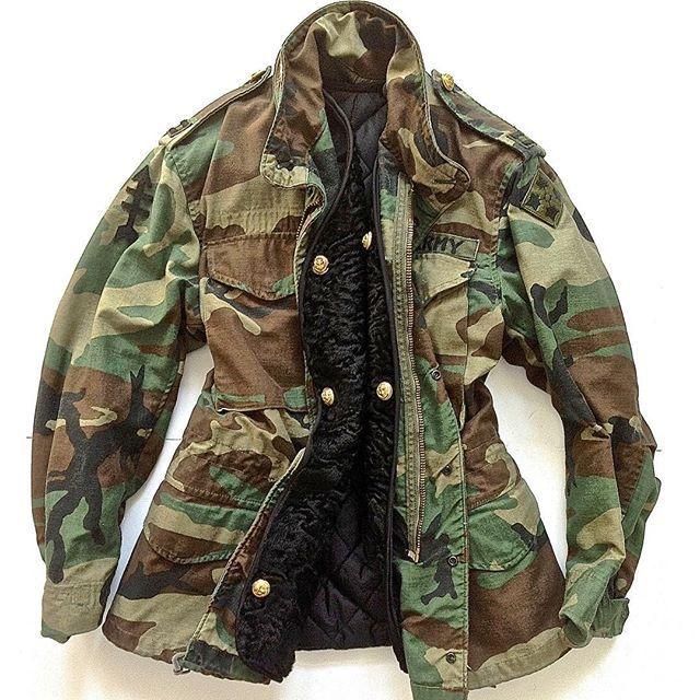 9dfc992b31df MZ ARCHIVE field jacket by  zambaldo