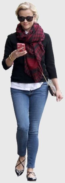 Reese Witherspoon's outfit. Find where to buy the latest celebrity style on WheresThatStyle.com!