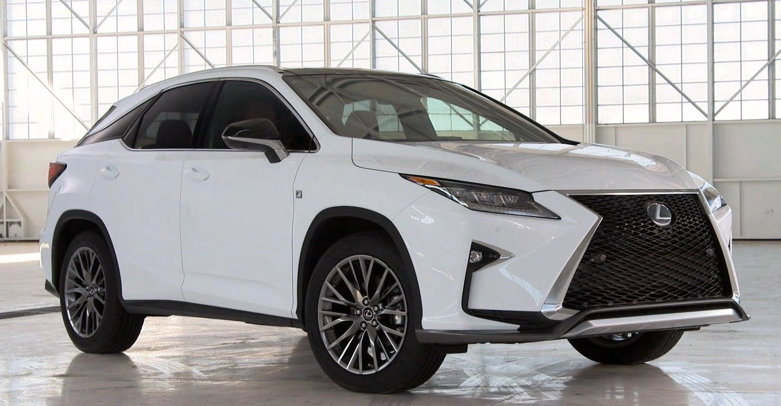 the 2016 Lexus Gets A Redesign Lexus rx 350, Fuel