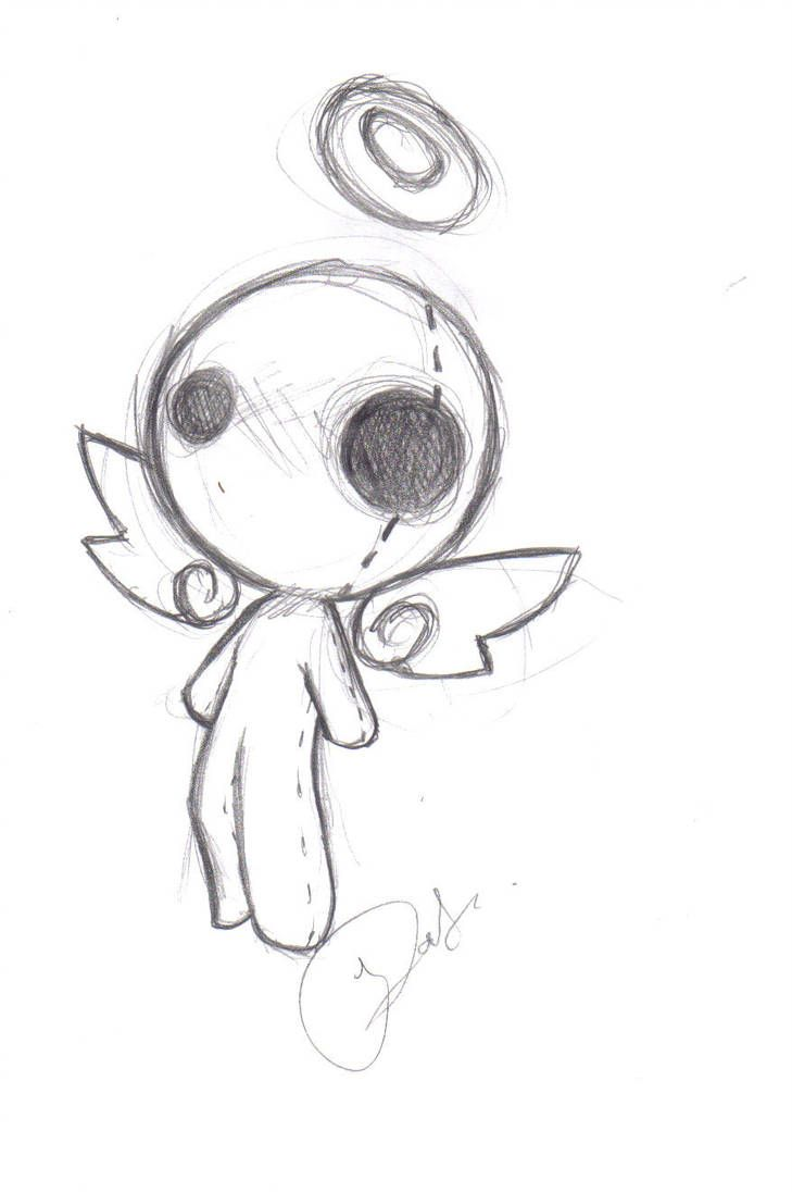Photo of voo angel form once again by suicidal-voodoo-doll on DeviantArt