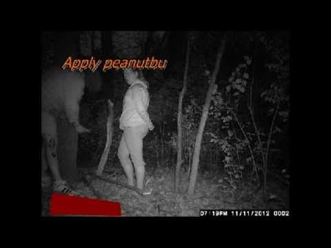Real Creepy And Unexplainable Trail Cam Photos Youtube