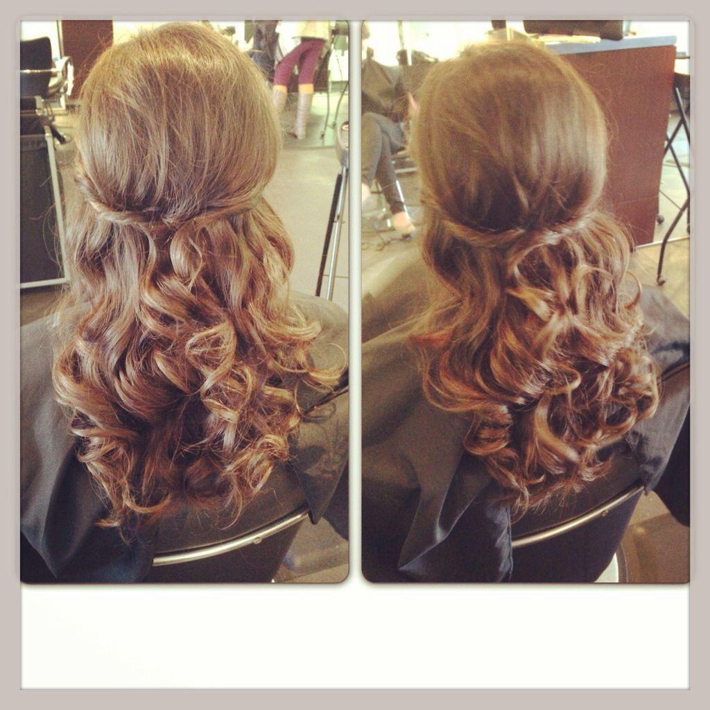 Wedding hair inspired! :)