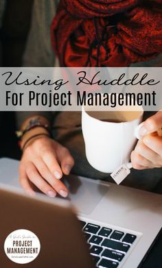 Huddle is one of many collaboration tools that are available to project managers. Here's a case study of how one company is using it for their projects.