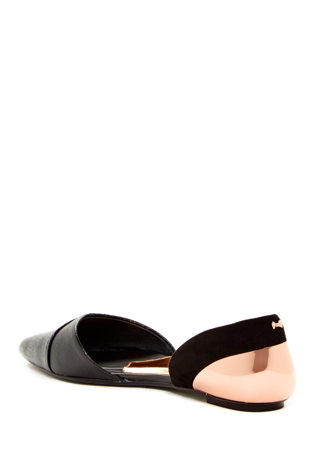 Cadeen d'Orsay Flat by Ted Baker London on @HauteLook size 8