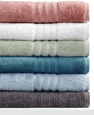 Closeout Hotel Premier Bath Towel Collection Only At Macy 39 S