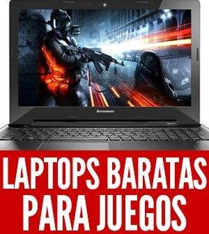 Laptops Para Juegos Baratas Recomendadas Menos De 300 Juegos
